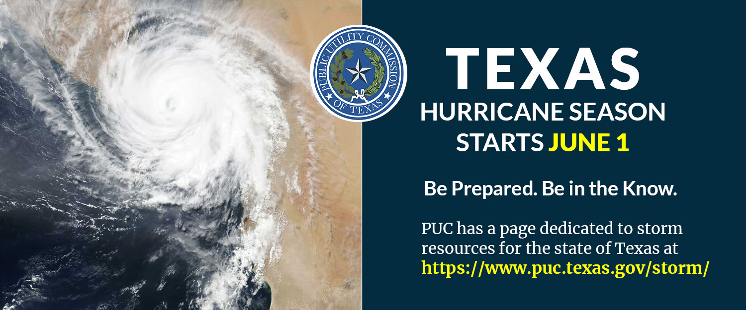 Link to PUC Storm Site